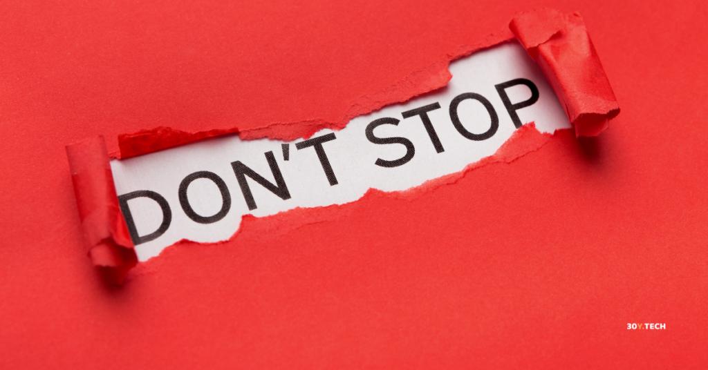 ¡No te rindas! 5 consejos para emprendedores frustrados